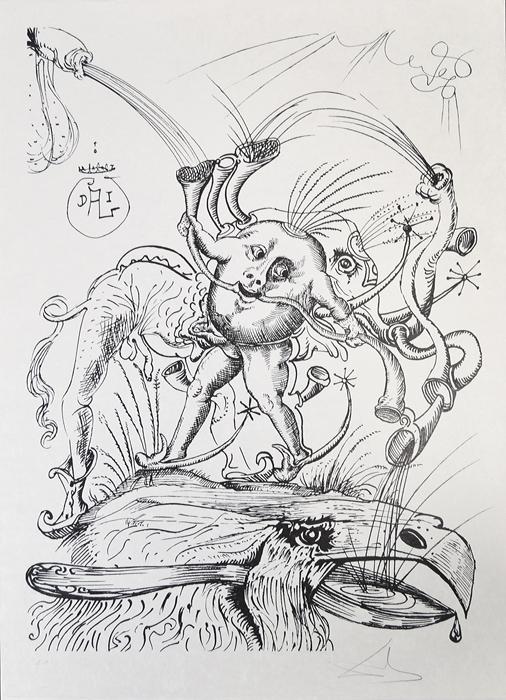 Озорные сны Пантагрюэля, 1973